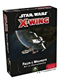 STAR WARS X-WING 2nd Ed : KIT CONVERSIONE FECCIA E MALVAGITA' Gioco di Miniature Italiano