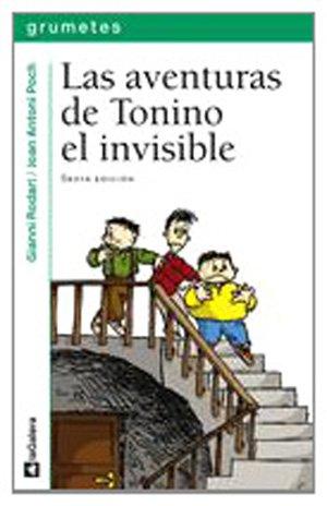 Las aventuras de Tonino el invisible