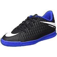 buy popular 4c3ca babd8 Nike Jr Hypervenomx Phade III IC, Botas de fútbol Unisex bebé