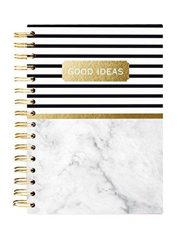 Hard Bound Journal: Grey Granite Good Ideas – Hardcover-Notizbuch mit stabiler Ringbindung: granitgrau Gute Ideen: Unser langlebiges Notizbuch für den (Hardcover-Notizbuch mit Ringbuchbindung)