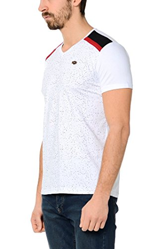 Dewberry -  T-shirt - Uomo White