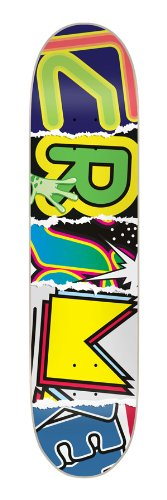 Crime Arcade Crime Skateboard Deck