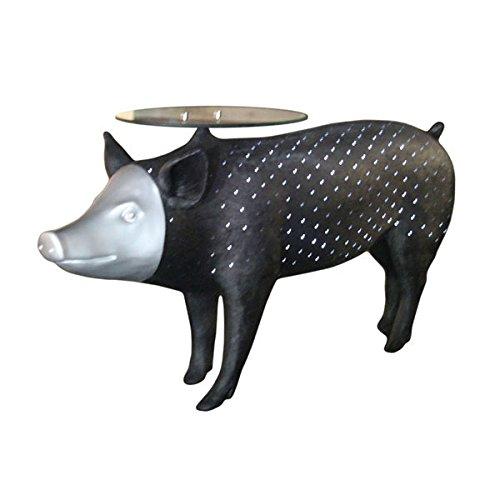 beistelltische schwein die besten tische anhand von. Black Bedroom Furniture Sets. Home Design Ideas