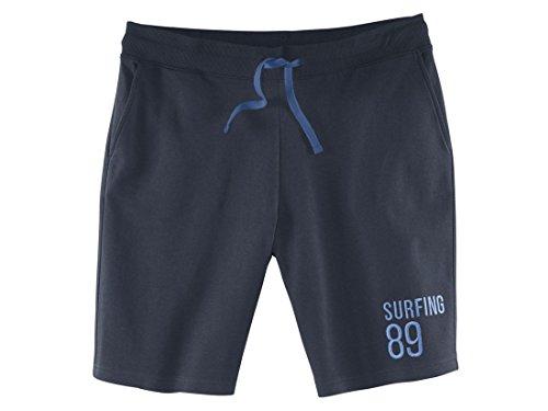 Herren Sweatshorts Sweat- Bermudas Navy XL 56/58