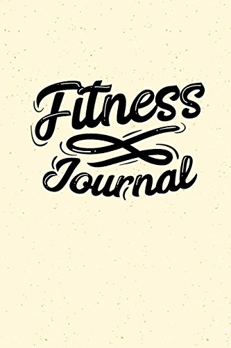 Fitness Journal: Blank Lined Gym Notebook: 33 por Dartan Creations