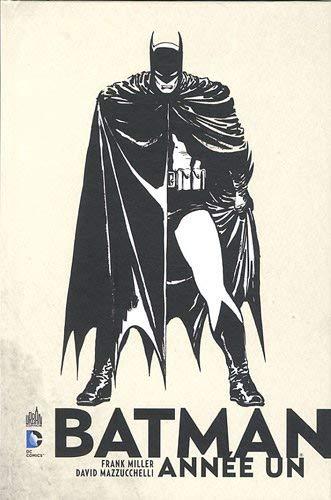BATMAN ANNÉE UN de Frank Miller ,David Mazzucchelli ( 27 juillet 2012 )