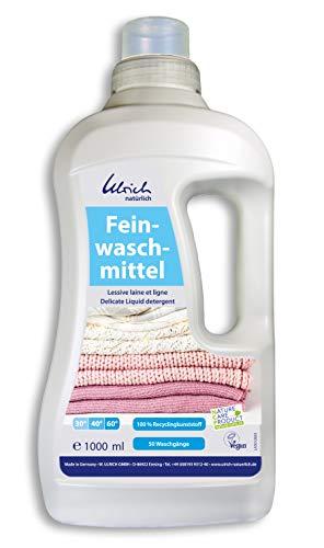Ulrich Feinwaschmittel, flüssig 1 Liter Flasche