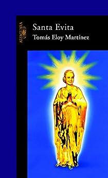 Santa Evita de [Martínez, Tomás Eloy]