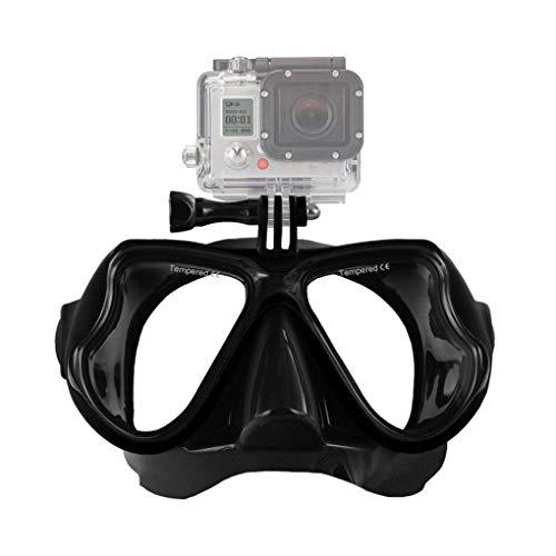 Yongse Kamera Mount Tauchmaske Oceanic Scuba Schnorchel Schwimmbrille Brille für GoPro Action...