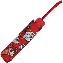 Kukuxumusu Mini light - Plegable  Rojo rojo 96