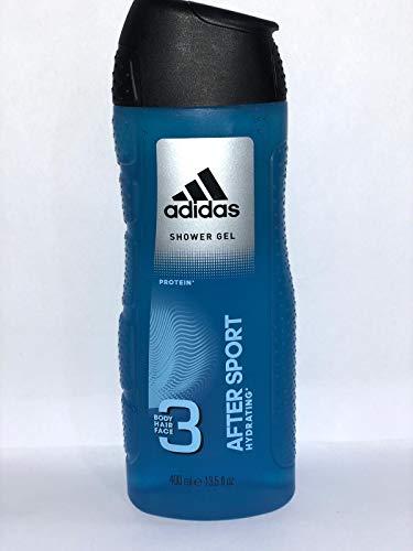 Adidas After Sport Gel ducha Hombre - 400 ml