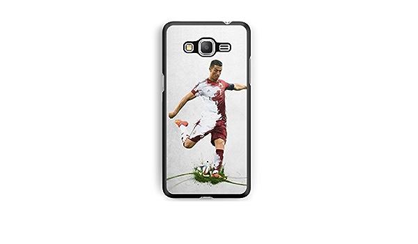 Coque Samsung Galaxy Grand Prime Ronaldo Cristiano Ronaldo Real ...