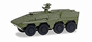Herpa 745130-GTK Boxer Transporte Vehículo