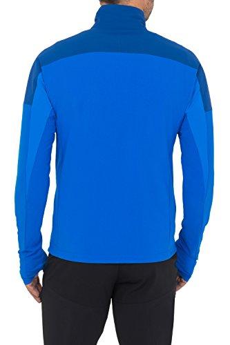 Vaude, Giacca Uomo Sardona II Blu (Hydro Blue)