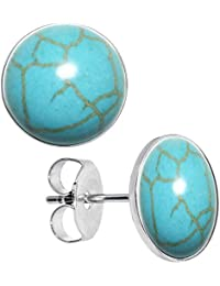 BAILYSBEADS  designer rot//grün Berylle Collier Halskette Kette Necklace P-z6y1