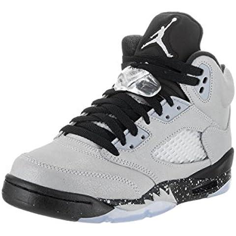 Nike Air Jordan 5 Retro Gg, Zapatillas de Baloncesto para Mujer
