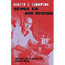 [Songs of the Doomed: More Notes on the Death of the American Dream] (By: Hunter S. Thompson) [published: May, 2010]