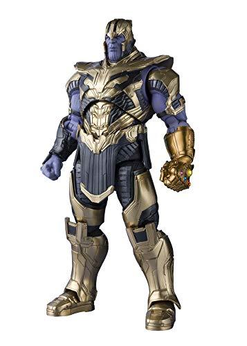 Bandai Figura Thanos 20 cm. Vengadores: Endgame. S.H. Figuarts