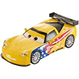 Cars - V3007 - Voiture Miniature - Cars 2 Retrofriction - JEFF GORVETTE