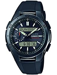 Casio Herren-Armbanduhr Wave Ceptor Analog Digital Quarz Resin WVA-M650B-1AER