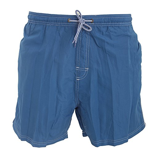 Cargo Bay - Costume a pantaloncino - Uomo Rosso acceso