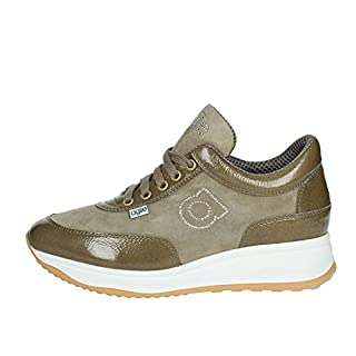 Agile By Rucoline 1304-52 Sneakers Women Dove-Grey 41