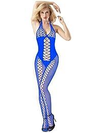 0ff04c32752 Amazon.co.uk  Blue - Lingerie Sets   Lingerie   Underwear  Clothing