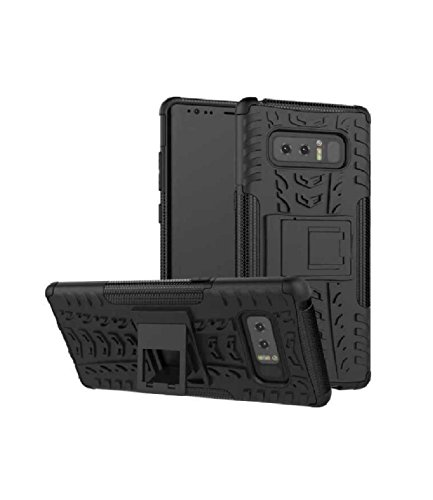 SmartLike Impact Hybrid Armor Defender Case Cover for Samsung Galaxy Note 8 / Samsung Galaxy Note 8 Duos