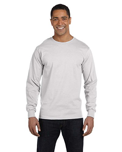 Hanes 5186 BEEFY-T Long Sleeve T-Shirt