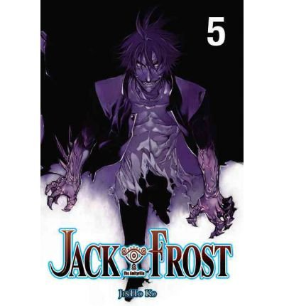 Produktbild { JACK FROST, VOLUME 5 (JACK FROST #05) } By Ko, JinHo ( Author ) [ Apr - 2011 ] [ Paperback ]