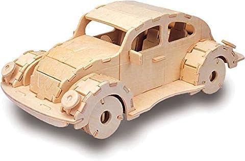 VW Beetle QUAY Kit de construction en