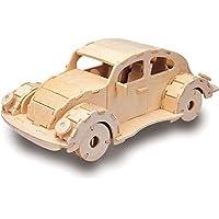 VW Beetle QUAY de artesanía en madera Kit de construcción