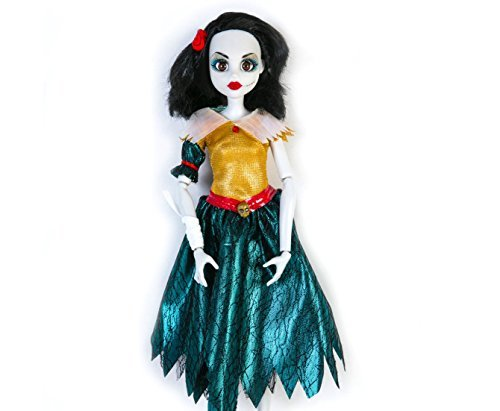 Once Upon Zombie Dolls - Zombie Snow White TM by Zombie Princess (Snow White Zombie)