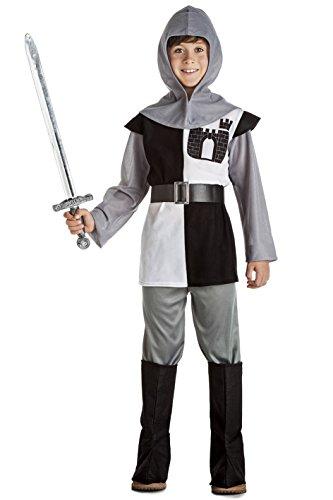 Imagen de disfraz de caballero medieval niño 5 6 años