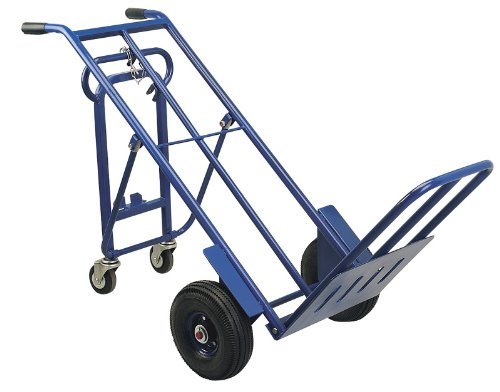 Draper 56444 3-in-1 Heavy-Duty Sack Truck Test