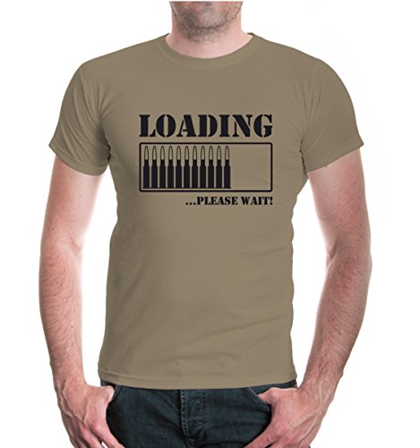 buXsbaum® T-Shirt Loading ...please wait! Khaki