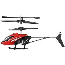 Juguetes helicóptero 2CH Mini RC Radio Control Remoto Aviones no tripulados Gyro para los niños Juega el Regalo XY802 Regard