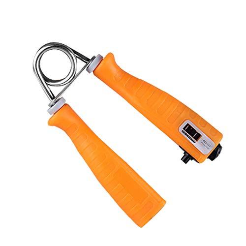 r Handgriff-Stärker, Fitness-Handgelenk-Power-Training Einheitsgröße Orange ()