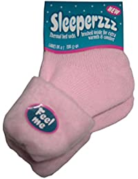 Ladies Thermal Sleeperzzz Bed Socks Soft And Warm Avaliable In 4 Colours