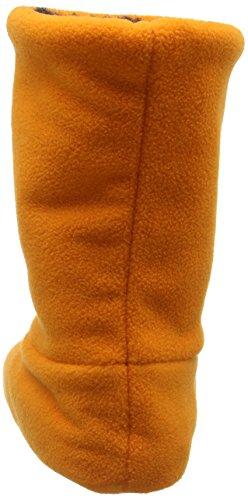 Woolsies Unisex-Erwachsene Vagabond Hausschuhe Orange (Orange)