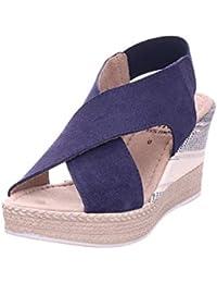 Amazon Sandals Femme itJana Borse ScarpeE BrWdxoCe