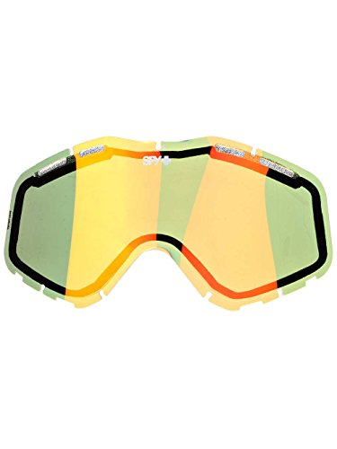 Spy Snow Goggle Ersatzglas Spare Lens Targa3 Bronze/Red Spectra, One Size