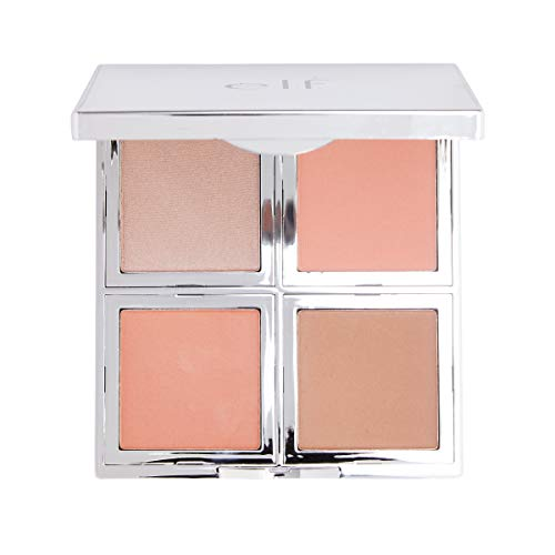 e.l.f. Cosmetics Beautfully Bare Natural Glow Gesichtspalette