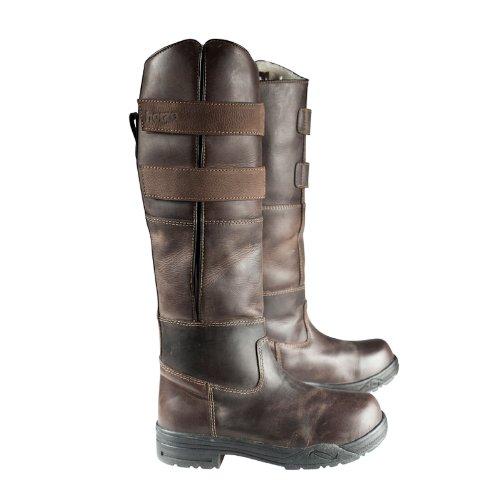 Horze Rovigo Tall boot Marrone - marrone