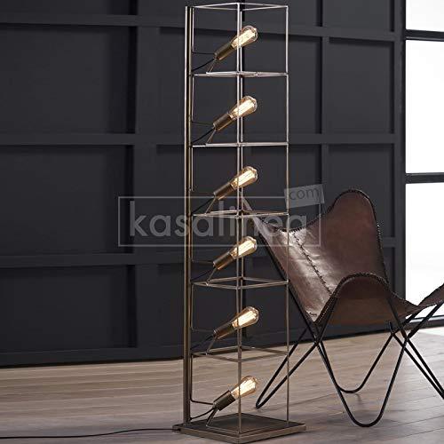 Stehleuchte aus Metall COLE -
