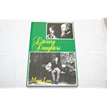 Literary Daughters by Maggie Lane (1990-09-28)
