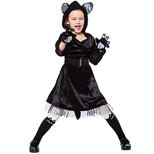 Kleinkind Märchen Klassiker Kostüm - MAATCHH-TGKT Halloween Kostüm- Mädchen Halloween Schwarze