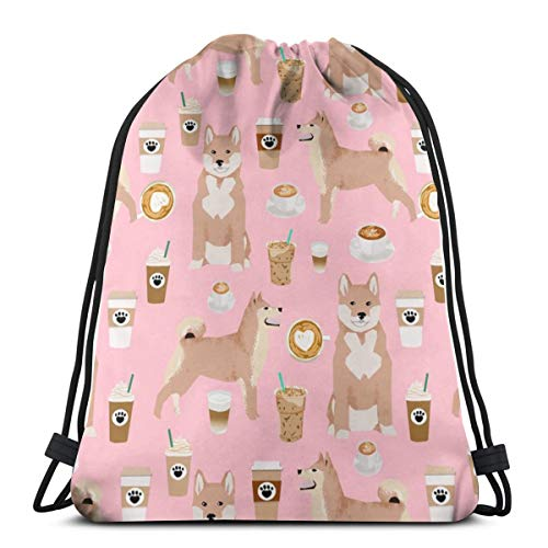 Domestic Animal Cat Sitting Print Drawstring Backpack Rucksack Shoulder Bags Gym Bag for Adult Child 16.9x14.1 Accessories