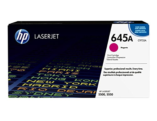HP 645A Magenta Original HP LaserJet Tonerkartusche - Hp Business Copy