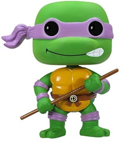 Ninja Turtles Donatello Pop! Vinyl Figure [UK Import] (Ninja Turtles Pop)